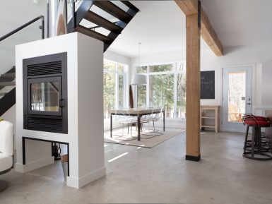 Orfie: la première maison LEED Platine au Québec – La maison du 21ième siècle