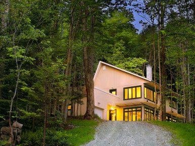 Nouvel hébergement écoénergétique