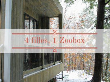 4 filles et 1 Zoobox